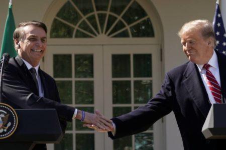 Trump y Bolsonaro exhiben su alianza populista y azuzan el miedo al socialismo