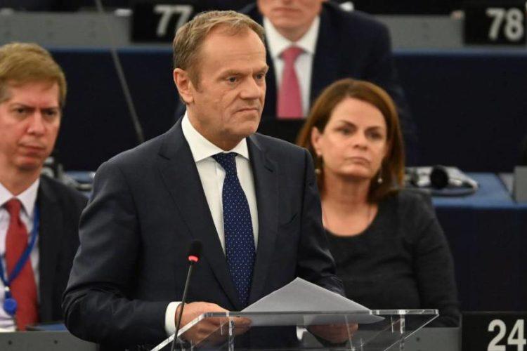 Tusk pide que se mantenga la puerta abierta a la permanencia del Reino Unido