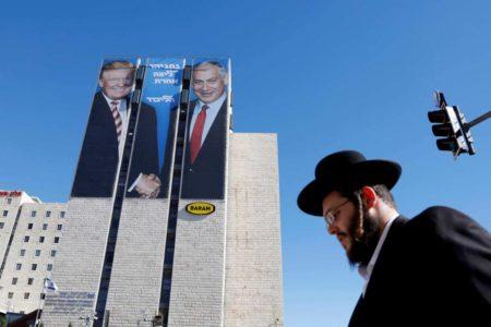 Donald Trump vuela en pedazos los consensos en Oriente Próximo