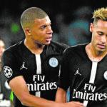 El fracaso del PSG abre la puja por Mbappé y Neymar