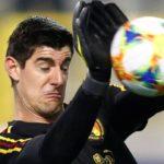 El gravísimo error de Courtois en el Bélgica-Rusia