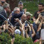 Lula sale temporalmente de la cárcel para asistir al velatorio de su nieto