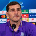 La bronca de Casillas en Twitter a cuenta de los porteros del Real Madrid