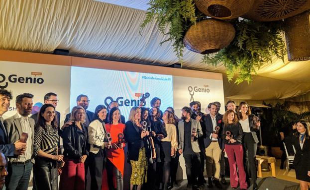 Los 'Genios' de la innovación, premiados por Vocento