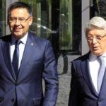 Atlético y Barcelona se enzarzan en una guerra por un fichaje