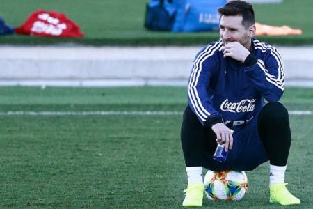 El emotivo vídeo del regreso de Messi con Argentina