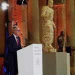 Los Reyes entregan los Premios Nacionales de Cultura del año 2017