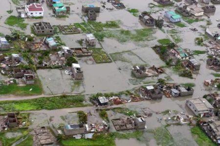 El número de muertos por el ciclón Idai en Mozambique podría alcanzar los 1.000, según el presidente del país