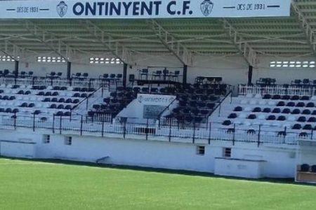 El Ontinyent CF abandona la Liga de Segunda B