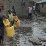 """""""No hay agua potable, electricidad, colegios, ni sanidad; es una auténtica catástrofe"""""""