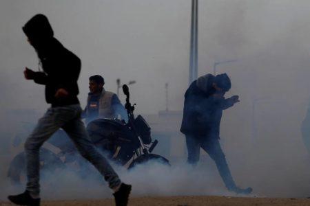 Un año de marchas en la frontera ponen de nuevo a Gaza en el mapa