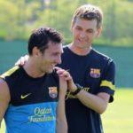 Tito Vilanova convenció a Messi de seguir en el Barça seis días antes de su muerte