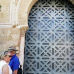La celosía de la mezquita de Córdoba no se podrá retirar durante las procesiones