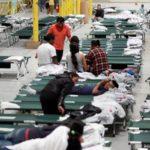 El drama de Centroamérica colapsa ya toda la frontera de Texas