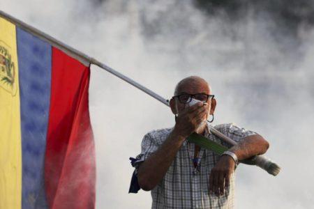 """""""Queremos seguir en la calle para luchar por la democracia"""""""
