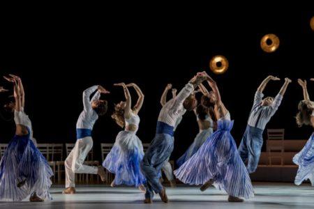 Un baile colectivo con la fuerza del grupo