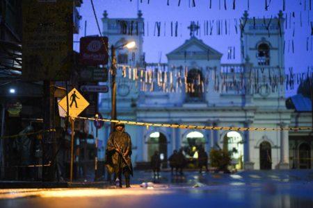 Así era la fábrica de Sri Lanka dirigida por terroristas