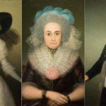 Los tres 'goyas' del exilio francés salen de su caja