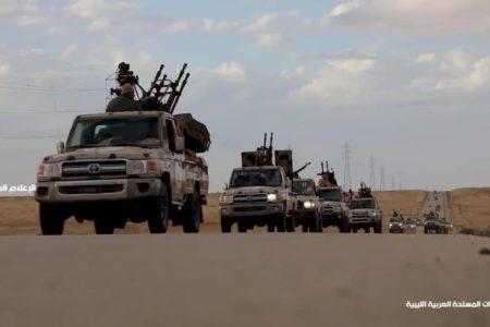 El Consejo de Seguridad de la ONU insta al Ejército Nacional Libio a cesar toda actividad militar