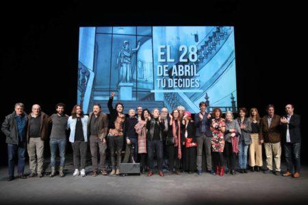 """Artistas y escritores claman contra """"la reconquista"""" de la ultraderecha"""