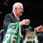Muere John Havlicek, leyenda de los Boston Celtics