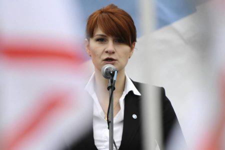 Condenada a 18 meses de cárcel la espía rusa detenida en EE UU