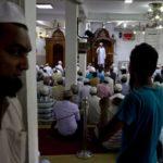 Sri Lanka, una oración breve y rodeada de seguridad