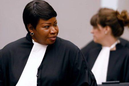 Estados Unidos retira el visado a la fiscal de la Corte Penal Internacional