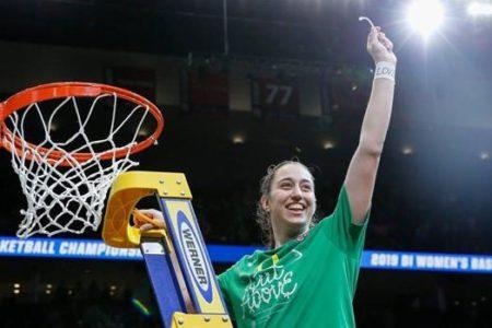 Maite Cazorla, del pozo de la NCAA a ser la primera española en la Final Four