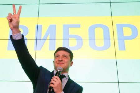 Presidente Zelenskiy, primera temporada