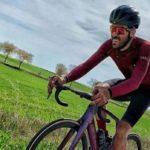 Alberto Contador bate su récord de kilómetros en un día