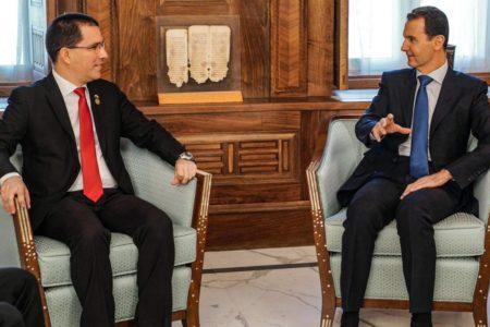 Maduro se apoya en Oriente Próximo y Rusia para tratar de afianzar su posición exterior