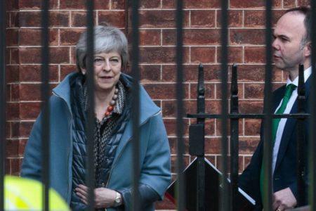 El Parlamento rechaza el Brexit suave pese al renovado impulso laborista