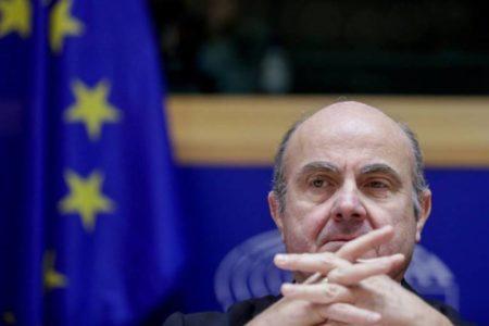 """El BCE advierte de que un Brexit a las bravas """"amplificaría"""" el frenazo económico"""
