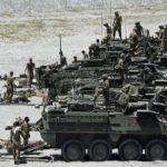 El gasto militar mundial escala a su máximo por el impulso de EE UU