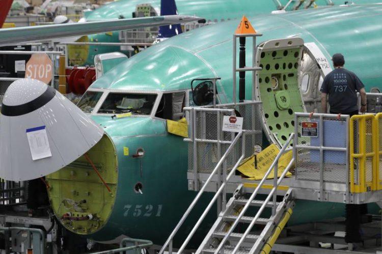 Boeing se ve forzada a recortar en un 20% la producción del B737 MAX