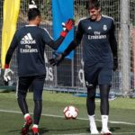 El Real Madrid se decanta por Courtois