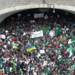 La calle de Argelia apunta ahora contra el régimen que amparó a Buteflika