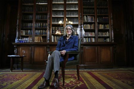 """Sigrid Rausing: """"El autor debe controlar las emociones de un texto"""""""