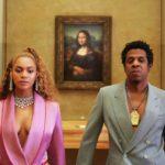 Beyoncé en el Louvre