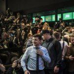 El cómico Zelenskiy obtiene el 30% de los votos en la primera vuelta en Ucrania, según los sondeos