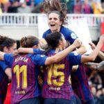 El fútbol femenino español hace historia: el Barcelona, a la final de la Champions League
