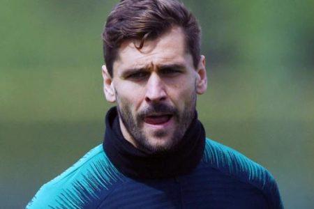 Fernando Llorente: «El destino me debe una Champions»