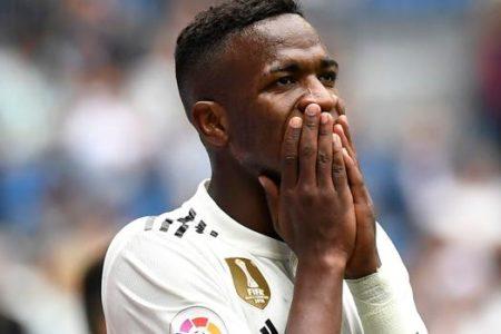El Madrid protege a Vinicius