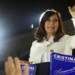 Cristina Fernández de Kirchner se postula como candidata a vicepresidenta en Argentina