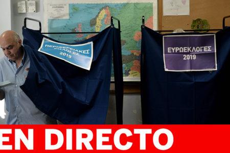 Elecciones europeas 2019, en directo | La participación sube 11 puntos a las 14:00