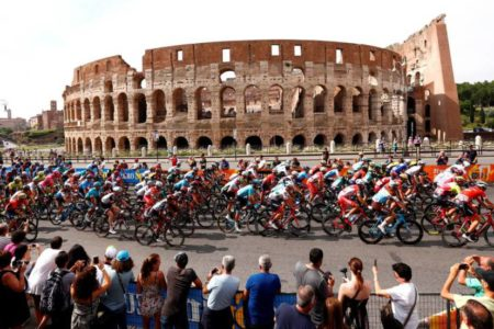 Eurosport dedica un amplio despliegue a la cobertura del Giro