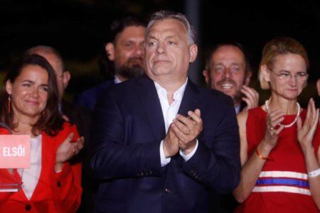 Orbán consolida su mayoría en Hungría con la participación más alta desde el ingreso del país en la UE