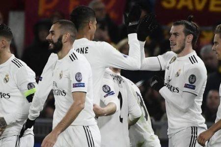 ¿Qué nota le pones al Real Madrid esta temporada?