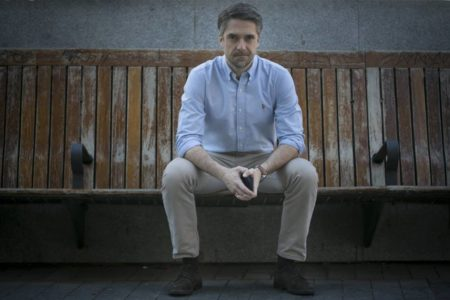 """Carlos Franganillo: """"TVE solo crecerá si apuesta por la información"""""""